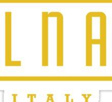 Colnago Vintage Bicycles Italy Sticker