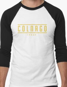 Colnago Vintage Bicycles Italy Men's Baseball ¾ T-Shirt