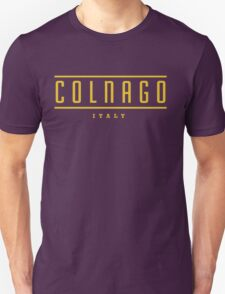 Colnago Vintage Bicycles Italy T-Shirt