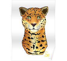 The Jaguar - Bust Poster