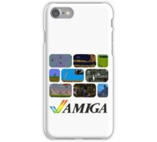 Commodore Amiga - Games iPhone Case/Skin