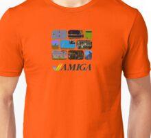 Commodore Amiga - Games Unisex T-Shirt