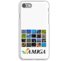 Commodore Amiga - Games 10 iPhone Case/Skin