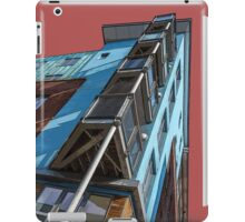 Look me up in Red! iPad Case/Skin