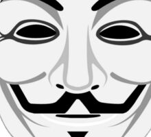 Guy Fawkes - Remember Remember Sticker