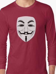 Guy Fawkes Long Sleeve T-Shirt