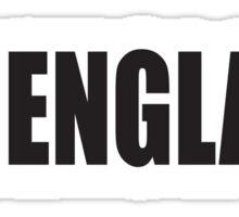 ENGLAND, English, Football, Soccer, Cross of St George, Sport,  Event Sticker