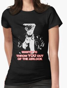 Uncle Javik wants you Womens Fitted T-Shirt