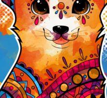 Bohemian Chihuahua Sticker