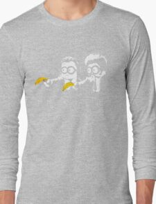 Pulp Minion Long Sleeve T-Shirt