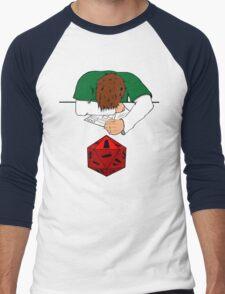Unlucky Player Men's Baseball ¾ T-Shirt