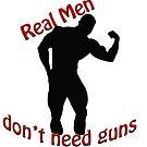 Real Men by Bine