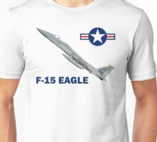 F-15C Eagle 94th Fighter Squadron USAF Unisex T-Shirt