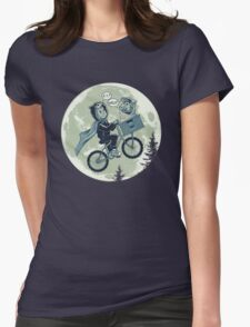 CONFUSION Womens Fitted T-Shirt