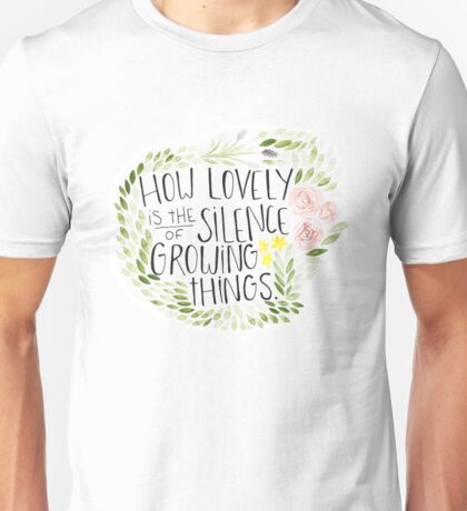 Growing Things Unisex T-Shirt
