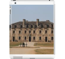 Old Niagara Fort iPad Case/Skin