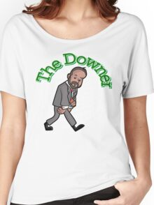 The Downer Women's Relaxed Fit T-Shirt