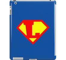Super L iPad Case/Skin