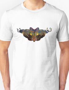 Psychedelic bat... terfly Unisex T-Shirt
