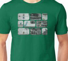 Commodore Amiga Games Unisex T-Shirt