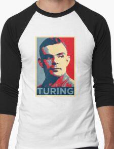 TURING Men's Baseball ¾ T-Shirt