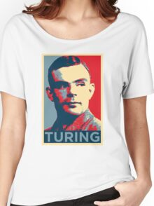 TURING Women's Relaxed Fit T-Shirt