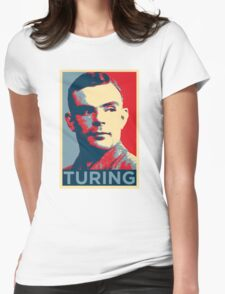 TURING Womens Fitted T-Shirt