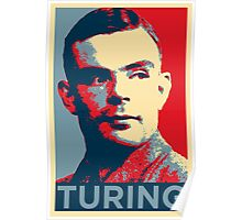 TURING Poster
