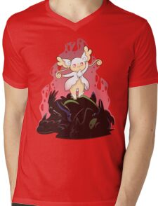 big and loud  Mens V-Neck T-Shirt