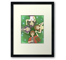 On The Hunt *PROMOTIONAL ITEM* Framed Print