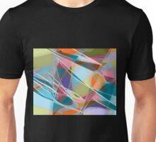 Fly Away -- abstract art Unisex T-Shirt