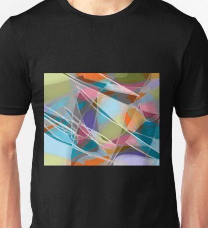 Fly Away -- abstract art Unisex T-Shirt