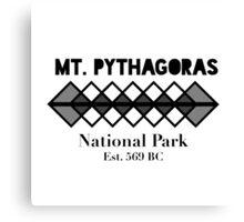 Mt. Pythagoras National Park (bc) Canvas Print