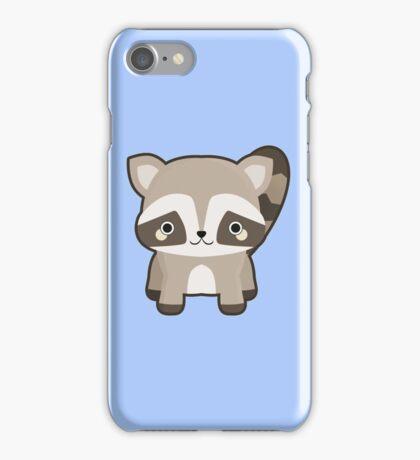 Kawaii Raccoon iPhone Case/Skin