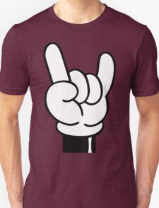 COOL FINGERS Unisex T-Shirt
