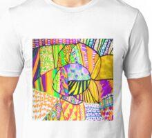 Fish Painting #1d Unisex T-Shirt