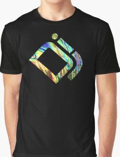 Colorful DJ Graphic T-Shirt
