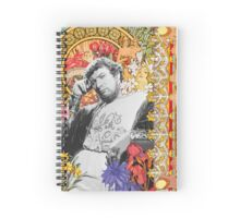 Nero Dreams of Flowers  Spiral Notebook