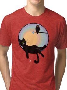 Have A Good Evening Tri-blend T-Shirt