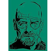Breaking Bad - Heisenberg #00896-B Photographic Print