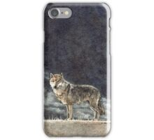 Mournful Song iPhone Case/Skin