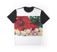Happy Greeting Seasons Graphic T-Shirt