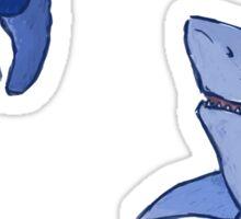 Marine Creatures Sticker