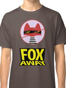 Fox Away - Zootopia Classic T-Shirt