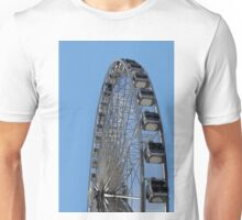The Echo Wheel in Liverpool Unisex T-Shirt