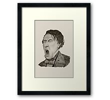 Franklin Pierce Framed Print