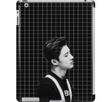 Hanbin in black (phone case) iPad Case/Skin
