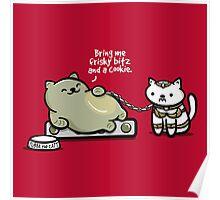 Tubba the Catt Poster