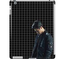 Hanbin in black 4 (phone case) iPad Case/Skin