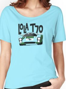 Lola T70 Women's Relaxed Fit T-Shirt